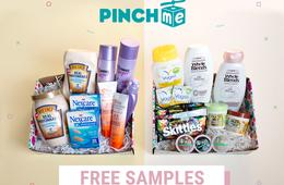 Try Products From Leading Brands For FREE With PINCHme!